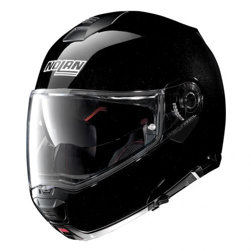 Casque Moto Modulable NOLAN - N100 5 Special n-Com Metal Black
