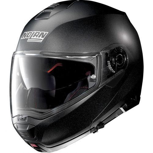 Casque Moto Modulable NOLAN - N100 5 Special n-Com Black Graphite