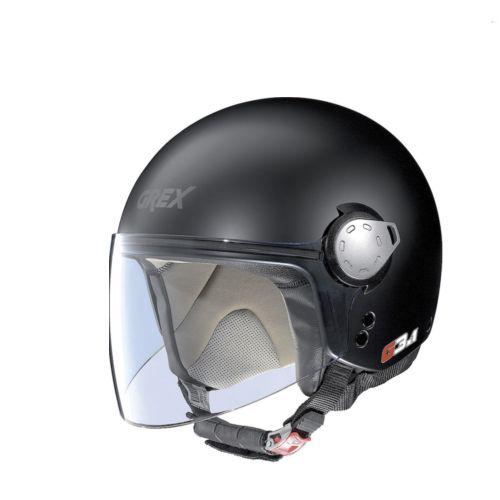 Casque Moto Jet NOLAN - G3.1 Kinetic Flat Black
