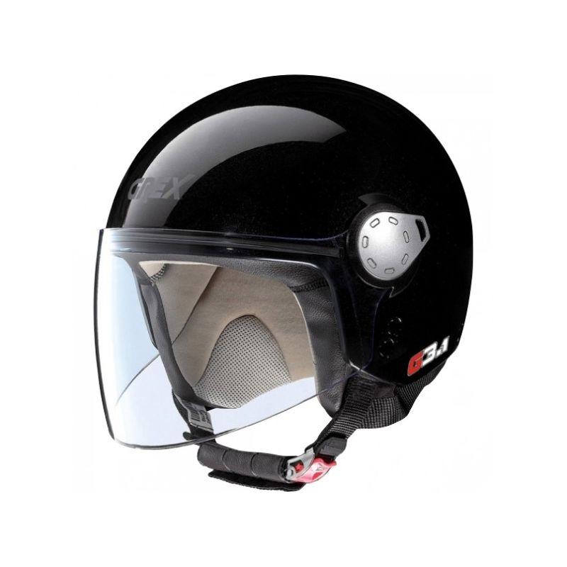 Casque Moto Jet NOLAN - G3.1 Kinetic Metal Black