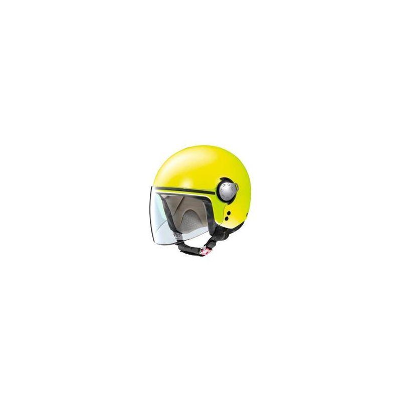Casque Moto Jet NOLAN - G3.1 Malibu Led Yellow
