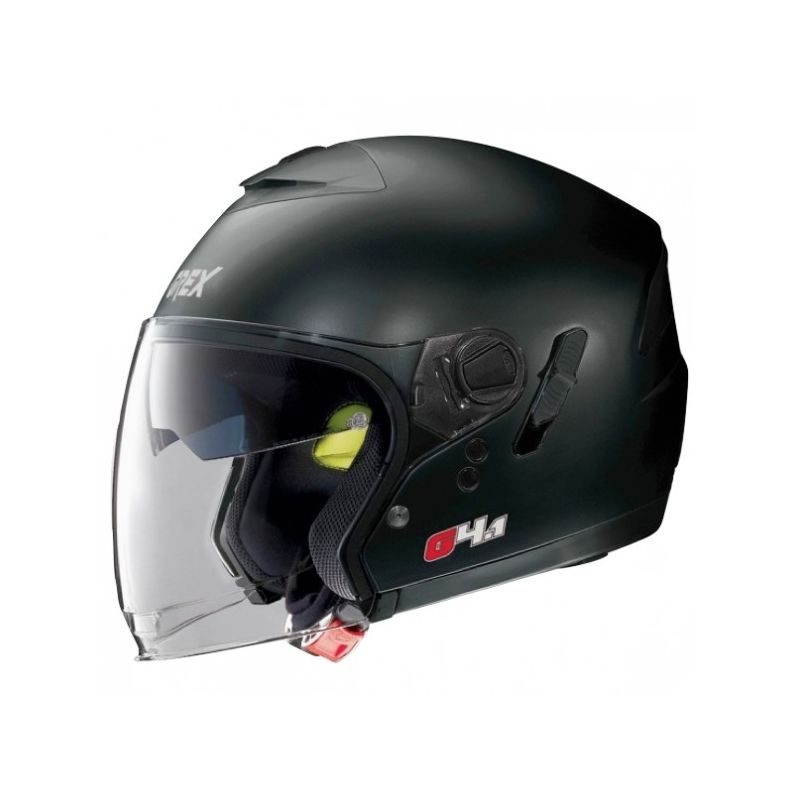 Casque Moto Jet NOLAN - G4.1 Kinetic Flat Black