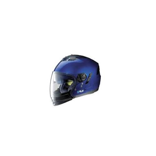 Casque Moto Jet NOLAN - G4.2 Pro Kinetic n-Com EX Cayman Blue