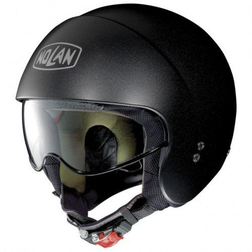 Casque Moto Jet NOLAN - N21 Special Black Graphite