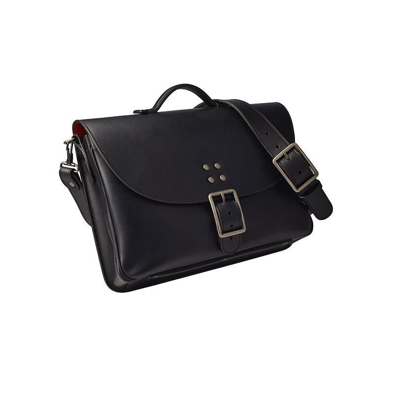 CARTABLE MOTO CUIR LUCIEN - SELLERIE GEORGES